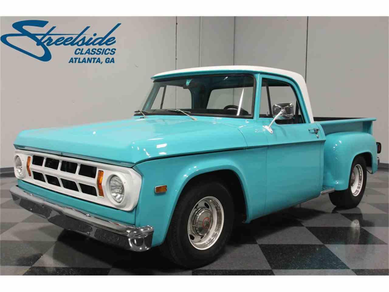 1971 Dodge D100 for Sale | ClassicCars.com | CC-1074645