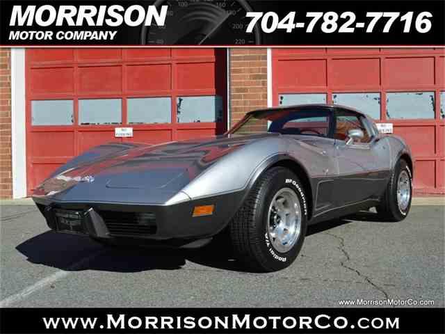 Picture of '78 Corvette - N17D