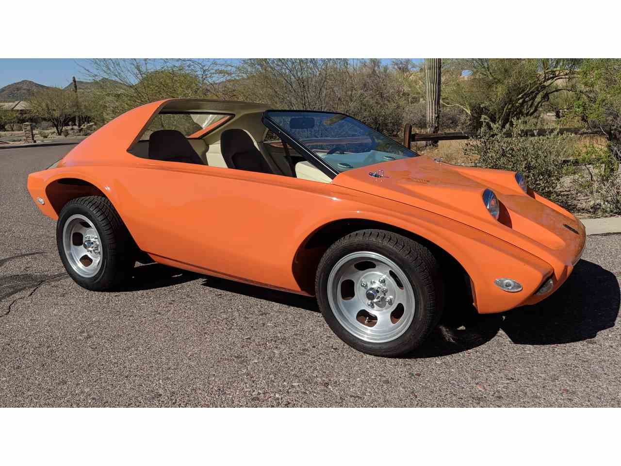 Large Picture of Classic '70 Volkswagen Baja Bug located in Arizona - $11,900.00 Offered by a Private Seller - MXZ5