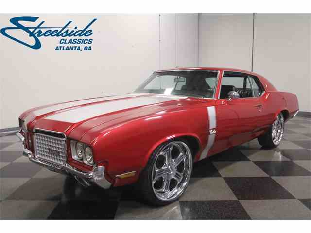 Picture of '71 Cutlass located in Lithia Springs Georgia - $23,995.00 - N17E