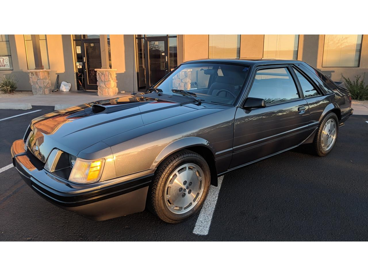 Large Picture of '84 Mustang SVO located in Arizona Offered by a Private Seller - MXZ6