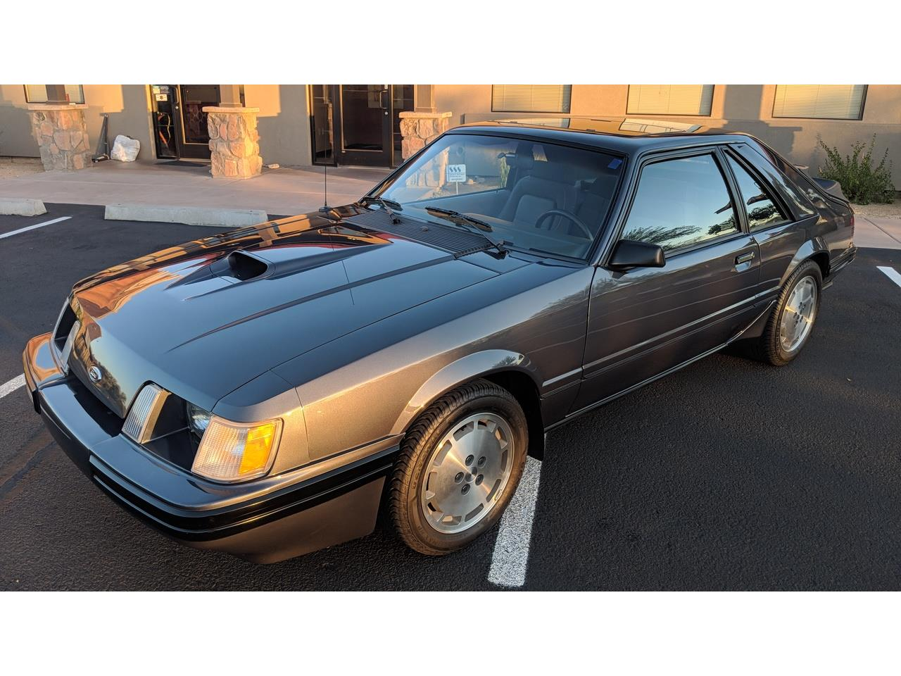 Large Picture of '84 Ford Mustang SVO located in Arizona Offered by a Private Seller - MXZ6