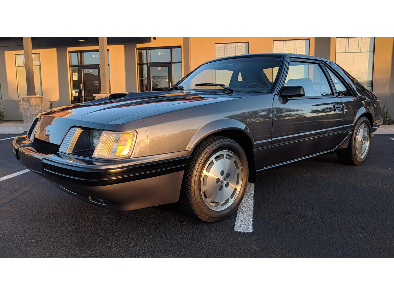 For sale 1984 ford mustang svo in north phoenix arizona