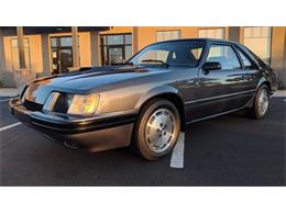 Picture of 1984 Ford Mustang SVO located in North Phoenix Arizona - $15,800.00 Offered by a Private Seller - MXZ6