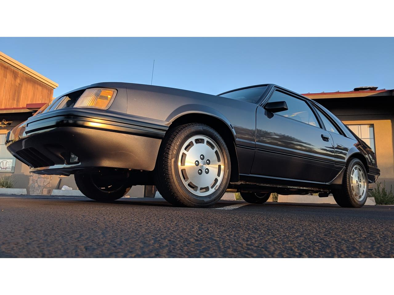 Large Picture of '84 Ford Mustang SVO Offered by a Private Seller - MXZ6
