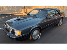 Picture of 1984 Mustang SVO located in North Phoenix Arizona - $15,800.00 Offered by a Private Seller - MXZ6