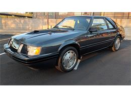 Picture of 1984 Mustang SVO located in North Phoenix Arizona Offered by a Private Seller - MXZ6