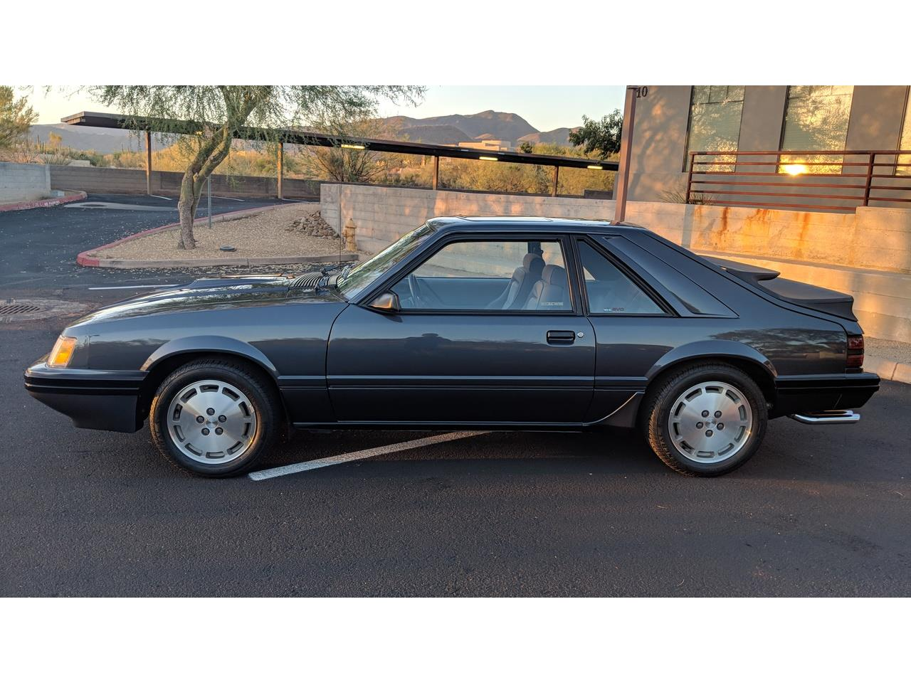 Large Picture of 1984 Mustang SVO located in North Phoenix Arizona - $15,800.00 Offered by a Private Seller - MXZ6