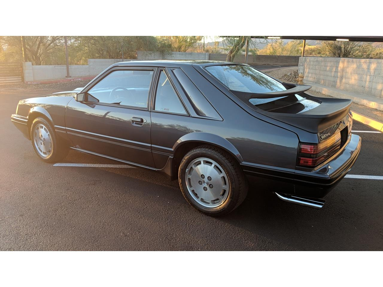 Large Picture of 1984 Ford Mustang SVO located in North Phoenix Arizona - $15,800.00 - MXZ6