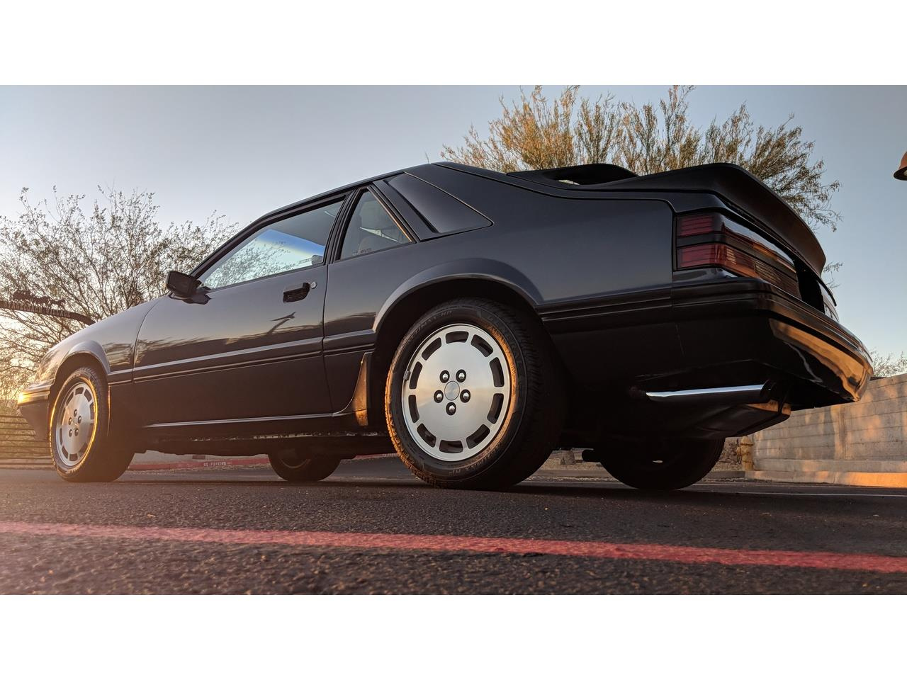Large Picture of 1984 Mustang SVO located in Arizona Offered by a Private Seller - MXZ6