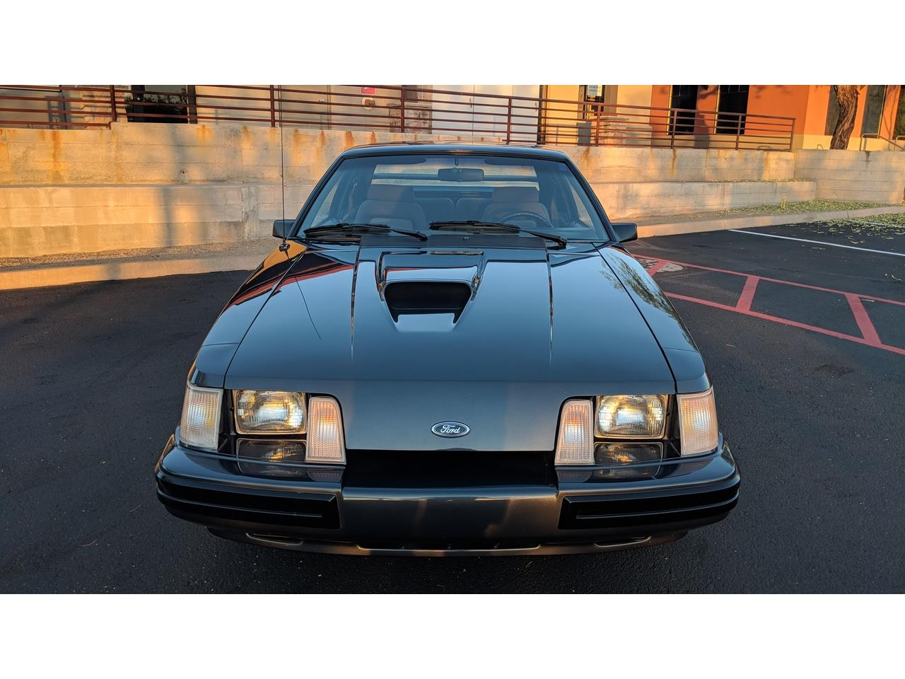 Large Picture of '84 Mustang SVO located in North Phoenix Arizona - MXZ6