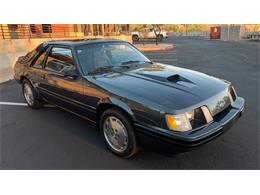 Picture of 1984 Ford Mustang SVO located in North Phoenix Arizona Offered by a Private Seller - MXZ6