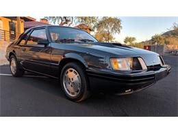 Picture of 1984 Mustang SVO located in Arizona - $15,800.00 - MXZ6