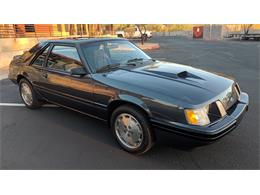 Picture of 1984 Ford Mustang SVO located in North Phoenix Arizona - MXZ6