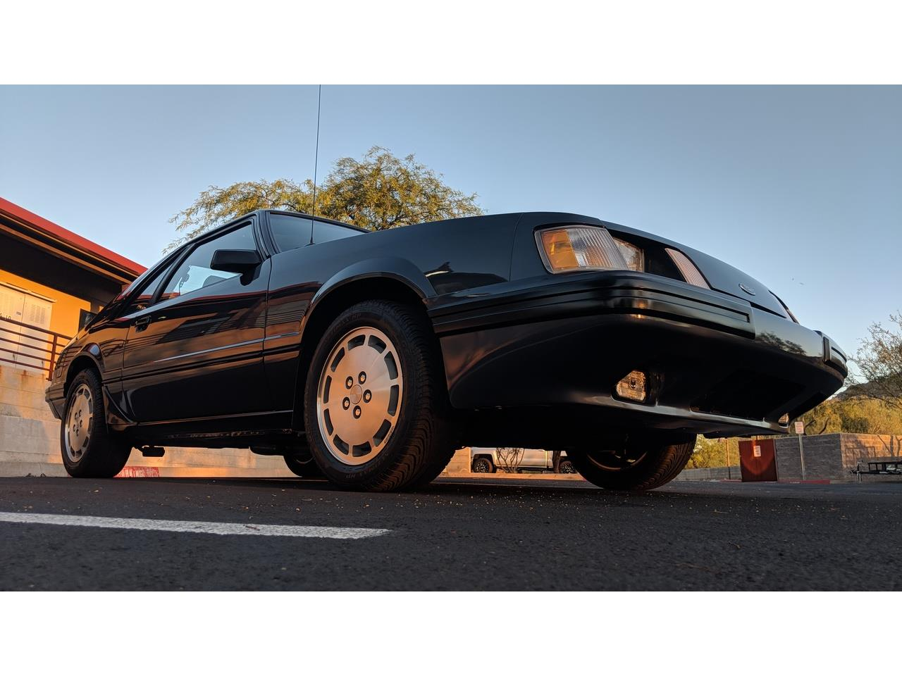 Large Picture of 1984 Mustang SVO Offered by a Private Seller - MXZ6