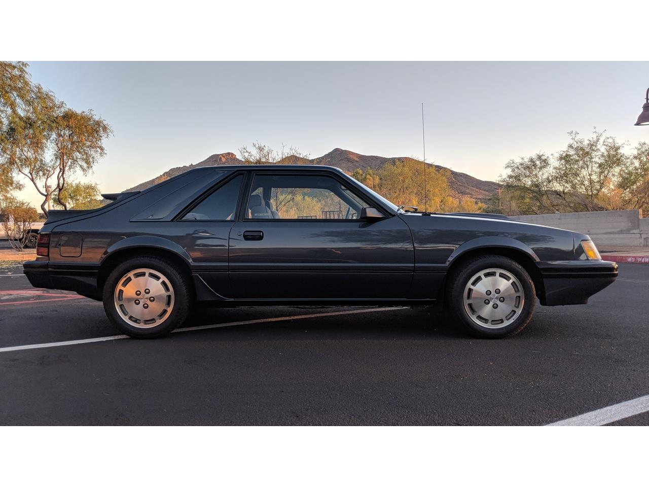 Large Picture of 1984 Ford Mustang SVO located in North Phoenix Arizona - $15,800.00 Offered by a Private Seller - MXZ6