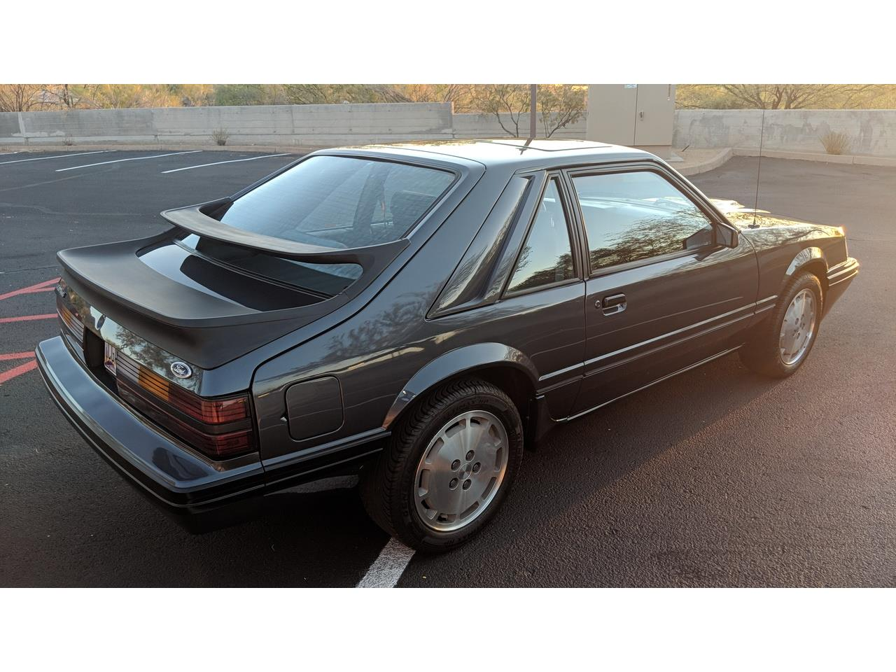 Large Picture of '84 Mustang SVO - $15,800.00 - MXZ6