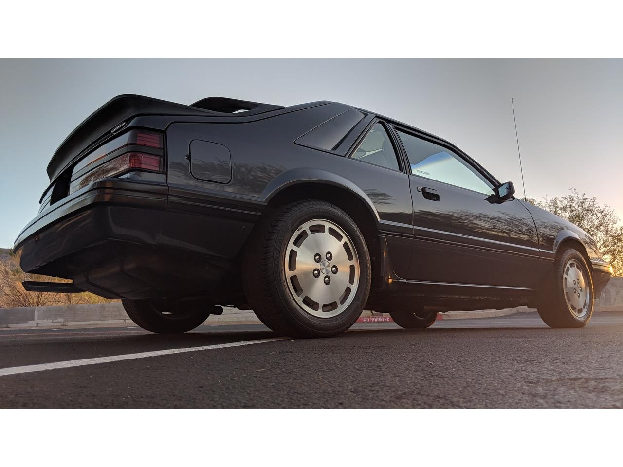 Large Picture of 1984 Mustang SVO - $15,800.00 Offered by a Private Seller - MXZ6