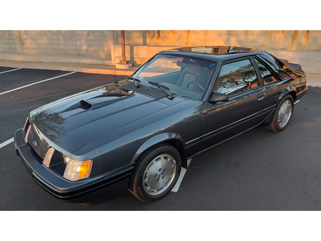 Large Picture of '84 Ford Mustang SVO - $15,800.00 Offered by a Private Seller - MXZ6