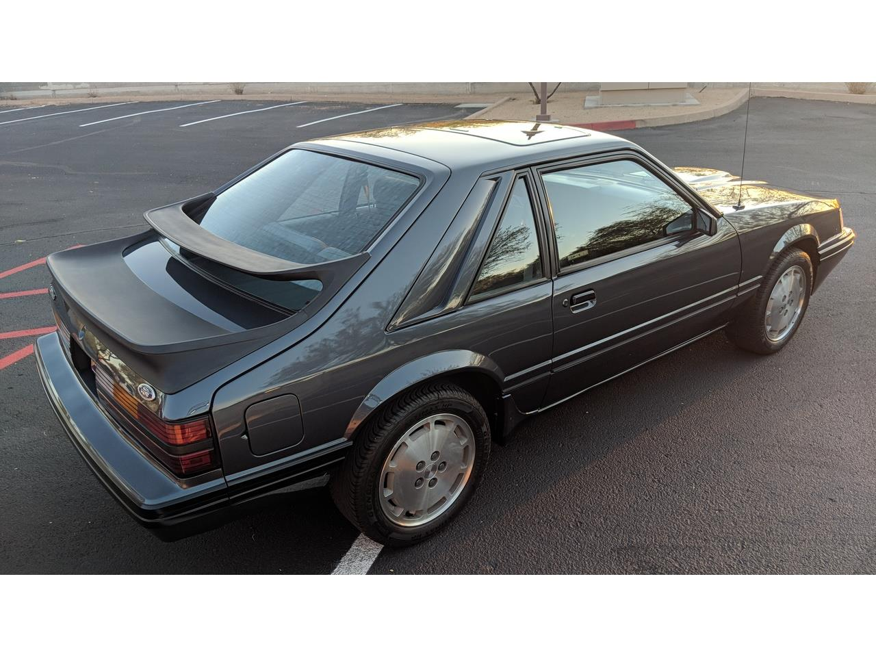 Large Picture of '84 Ford Mustang SVO located in North Phoenix Arizona - MXZ6
