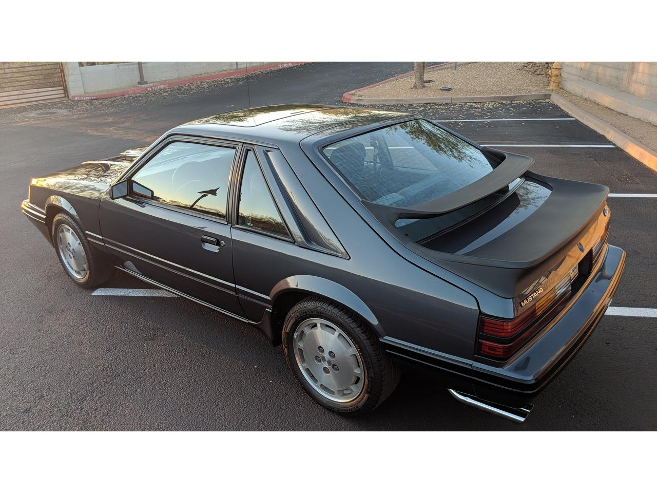 Large Picture of 1984 Mustang SVO located in North Phoenix Arizona Offered by a Private Seller - MXZ6