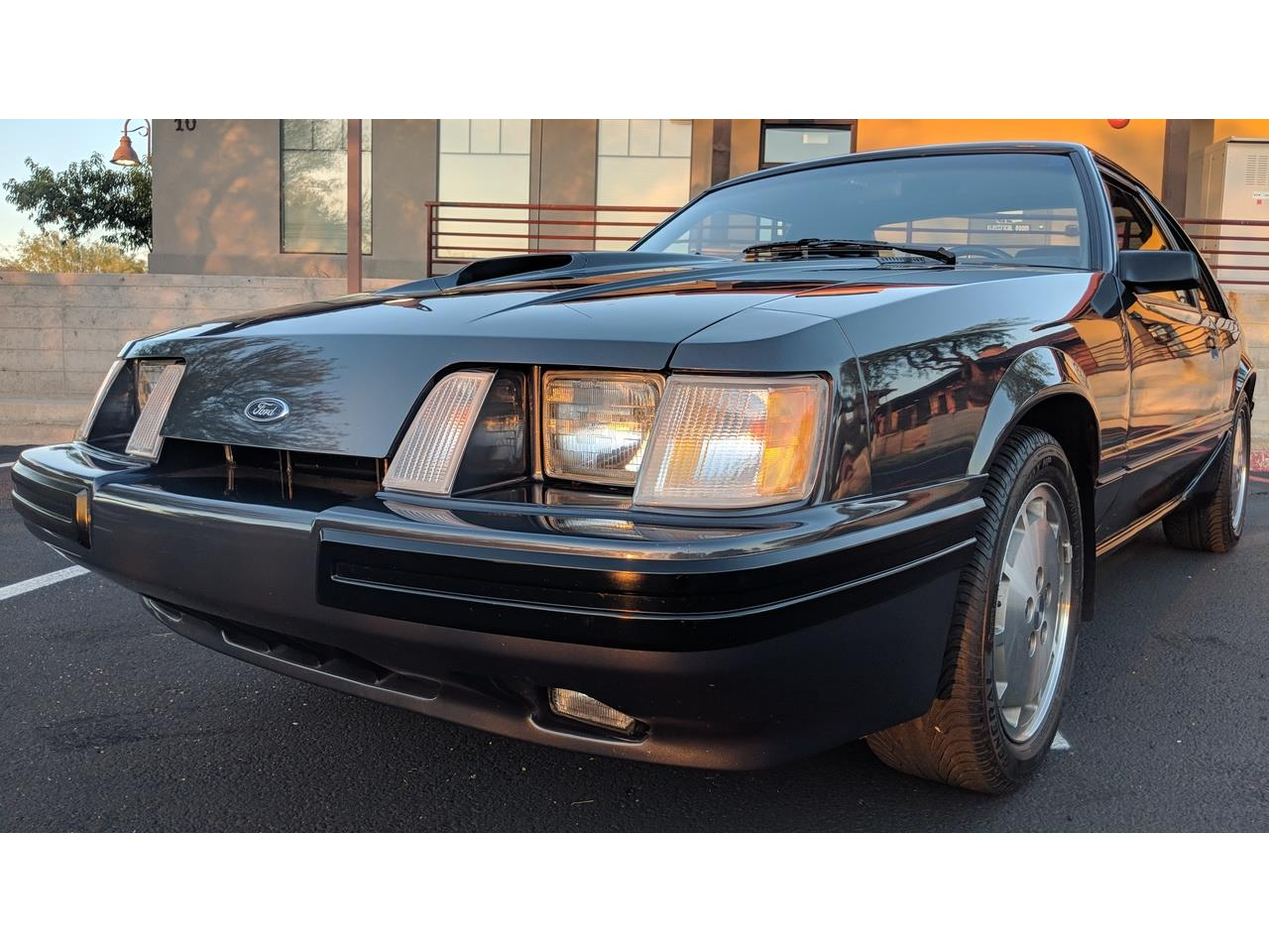 Large Picture of '84 Ford Mustang SVO located in Arizona - MXZ6