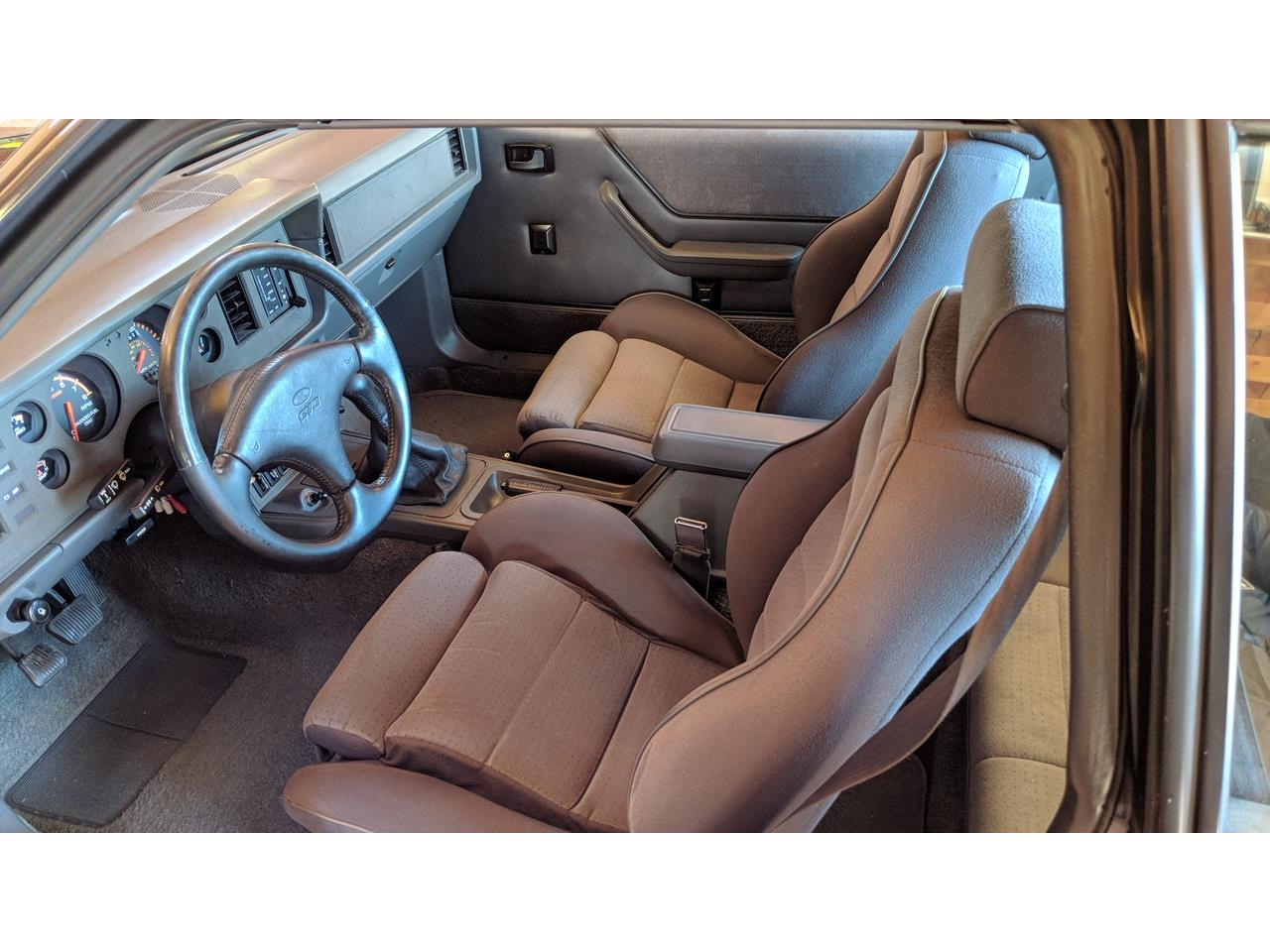 Large Picture of 1984 Ford Mustang SVO located in Arizona - $15,800.00 Offered by a Private Seller - MXZ6