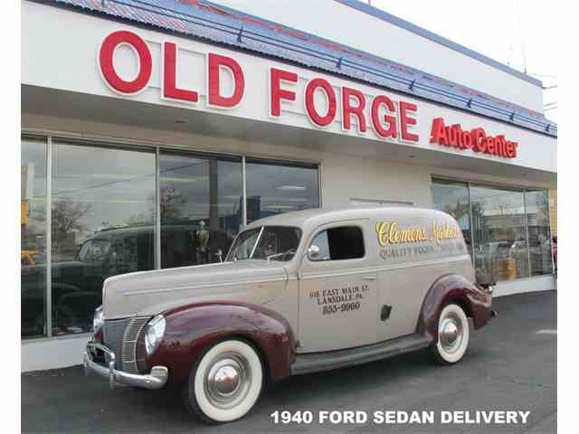 Picture of Classic 1940 Sedan Delivery located in Pennsylvania - $23,900.00 - N17W