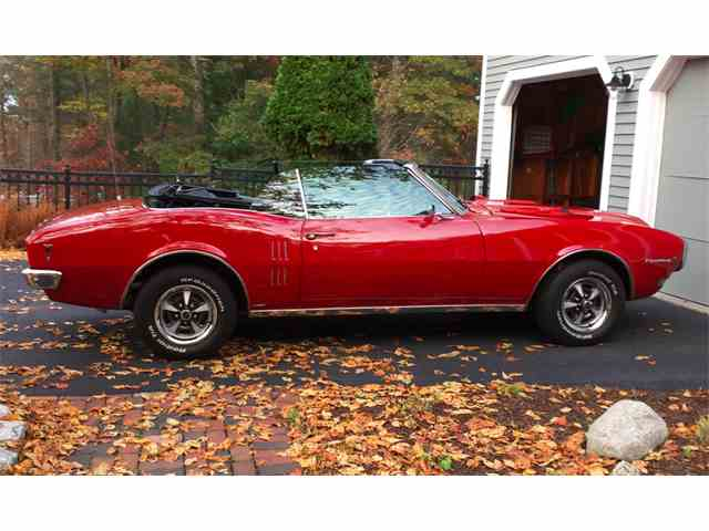 Picture of '68 Firebird - MXZ7