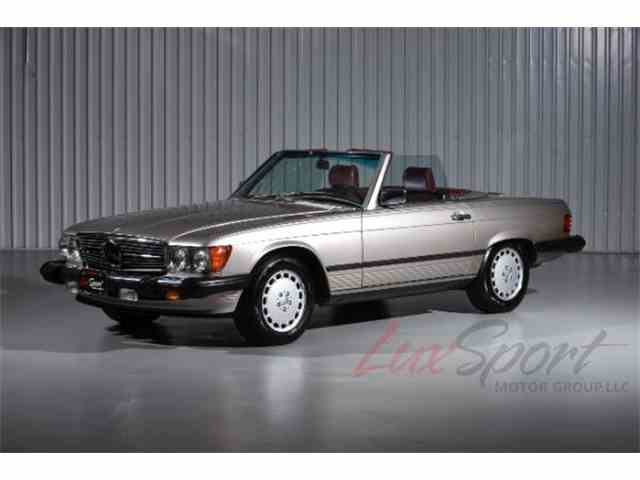 Picture of '89 560SL - N187
