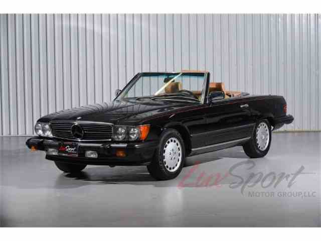 Picture of '89 560SL - N188