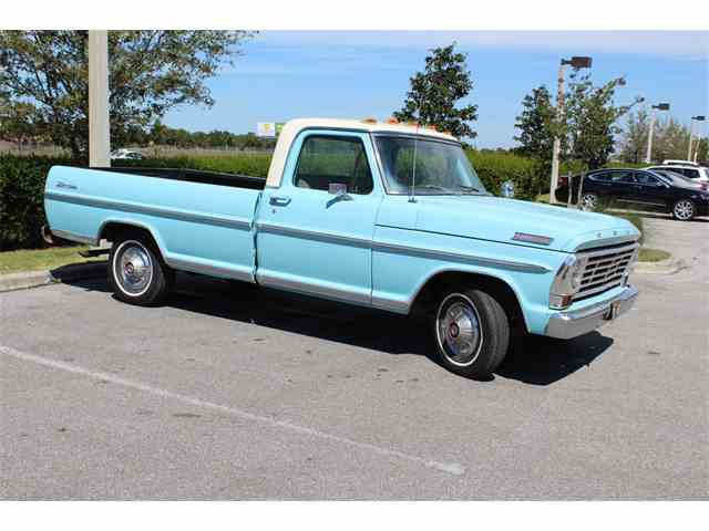 Picture of '67 F100 - N18K