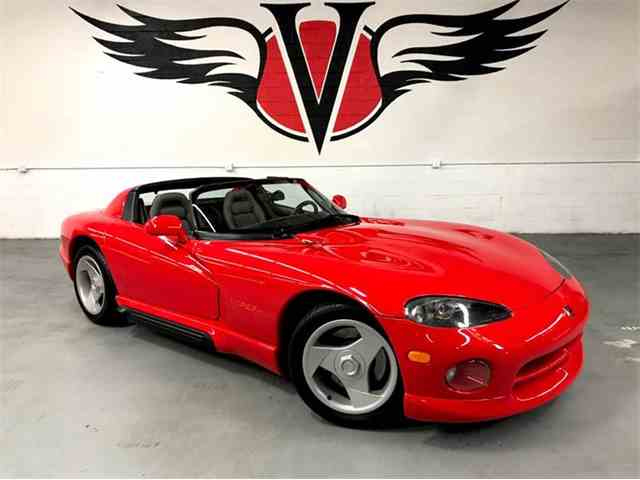 Picture of 1993 Dodge Viper located in San Diego California - $47,999.00 Offered by  - N18P