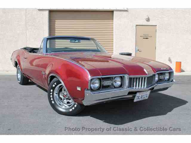 Picture of '68 Oldsmobile Cutlass Offered by Classic and Collectible Cars - N18S
