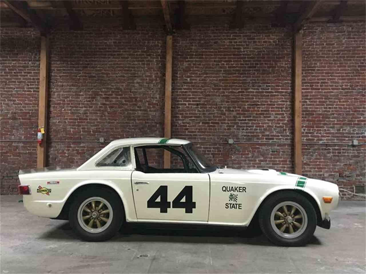 1973 Triumph TR6 for Sale | ClassicCars.com | CC-1074703