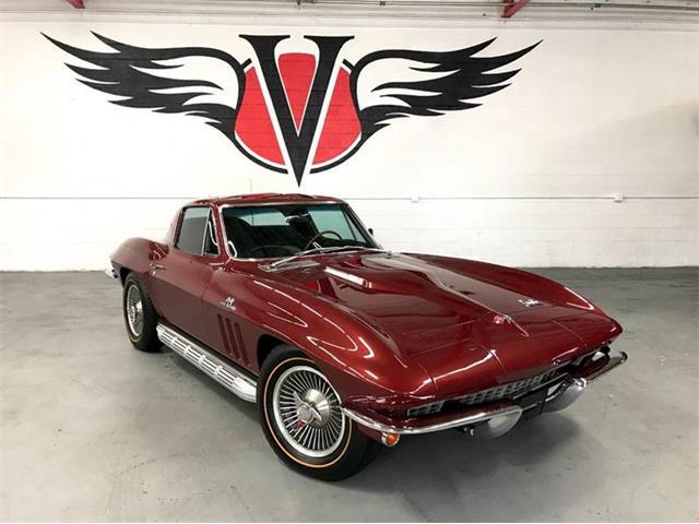 Picture of '66 Corvette - N18W