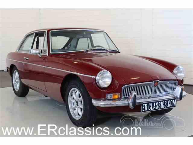 Picture of '73 MGB - N194