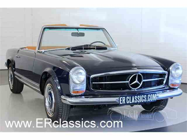 Picture of '68 280SL - N195