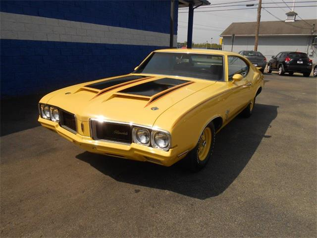 Picture of '70 Oldsmobile Cutlass located in Connellsville Pennsylvania - N19B