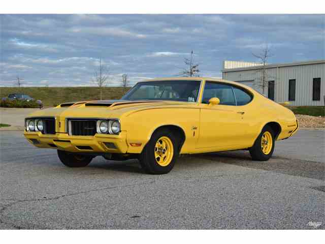 Picture of '70 Cutlass - N19J