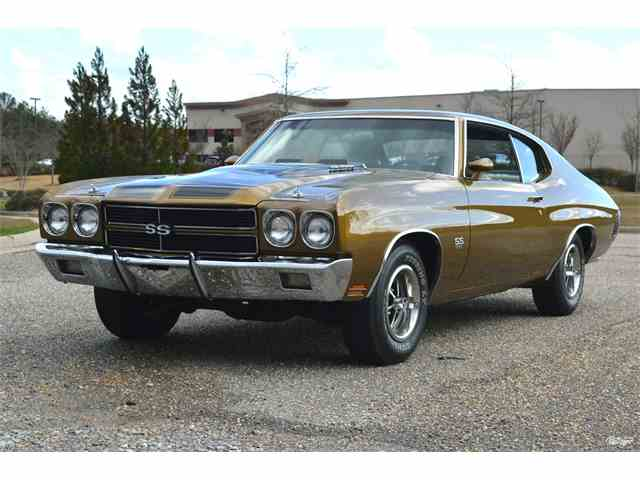 Picture of '70 Chevelle - N19L