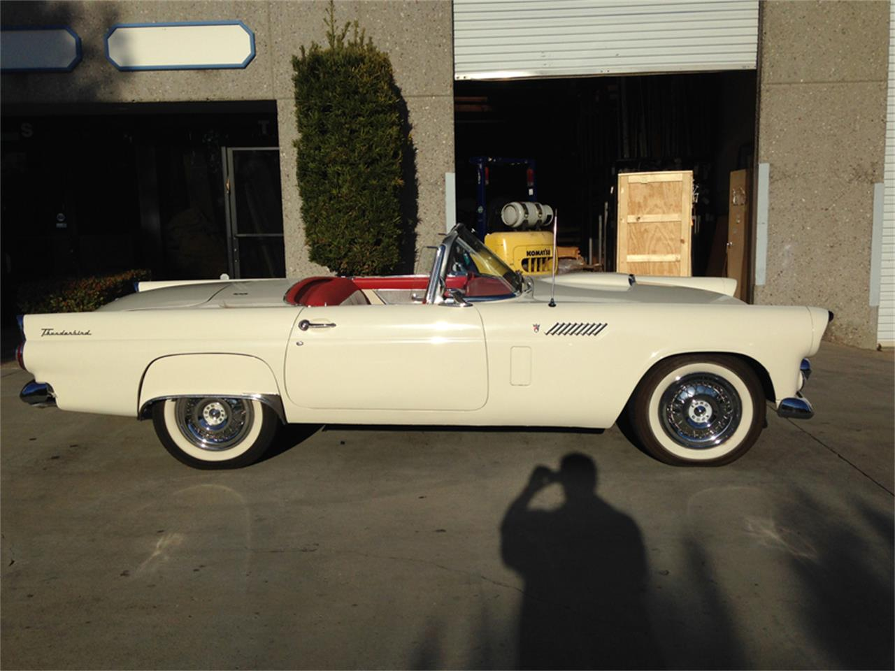 Large Picture of Classic '56 Thunderbird located in California - $19,950.00 - MXZD