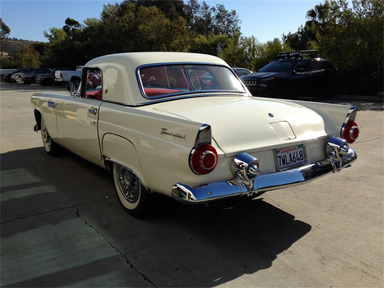 Large Picture of Classic '56 Thunderbird Offered by Affordable VIP Classics - MXZD