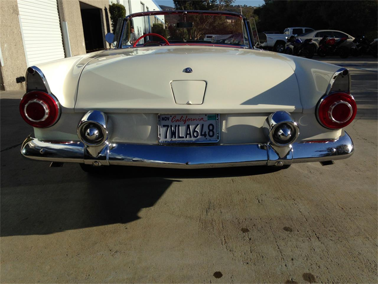 Large Picture of '56 Ford Thunderbird located in California - $19,950.00 - MXZD