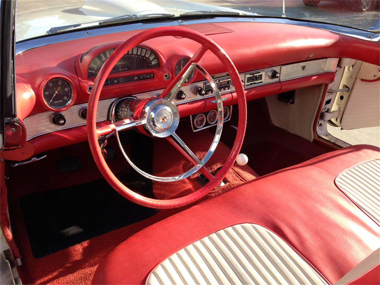 Large Picture of Classic 1956 Ford Thunderbird - $19,950.00 - MXZD