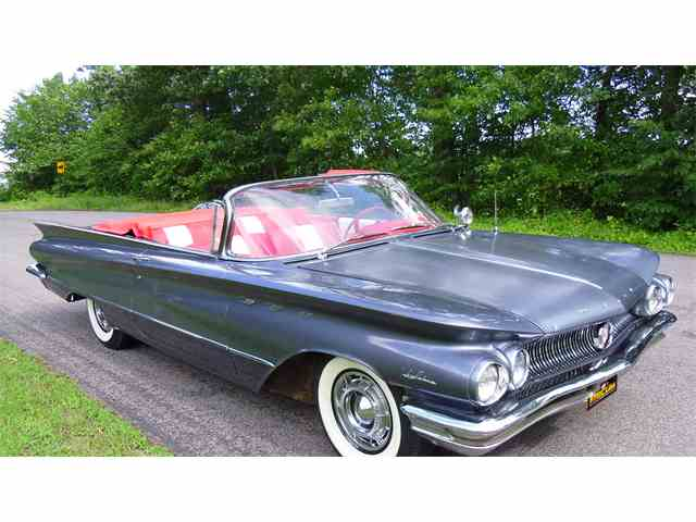 Picture of 1960 Buick LeSabre located in Oregon - $50,000.00 - N19V