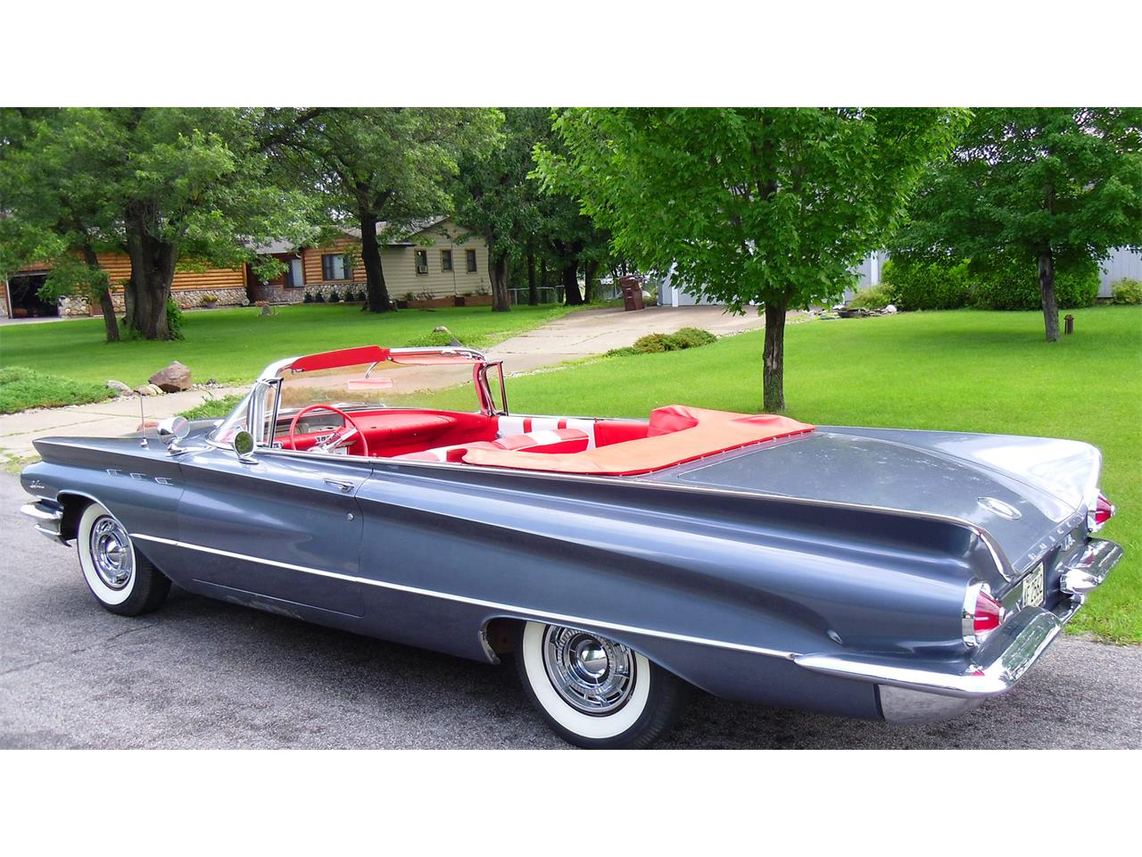 Large Picture of Classic '60 LeSabre - $50,000.00 Offered by a Private Seller - N19V