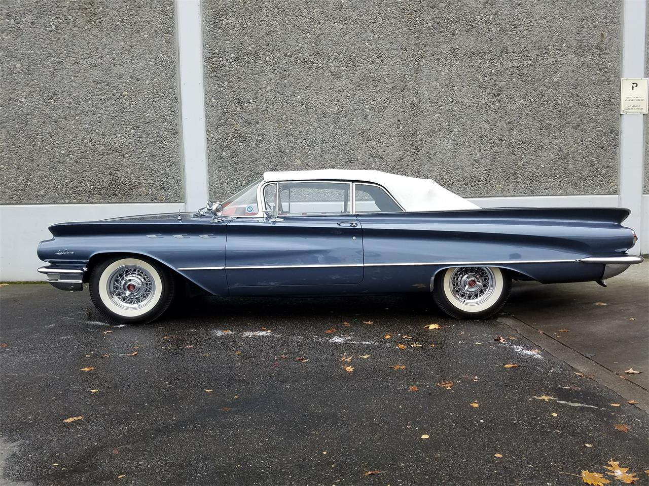 Large Picture of Classic 1960 Buick LeSabre located in Oregon - N19V