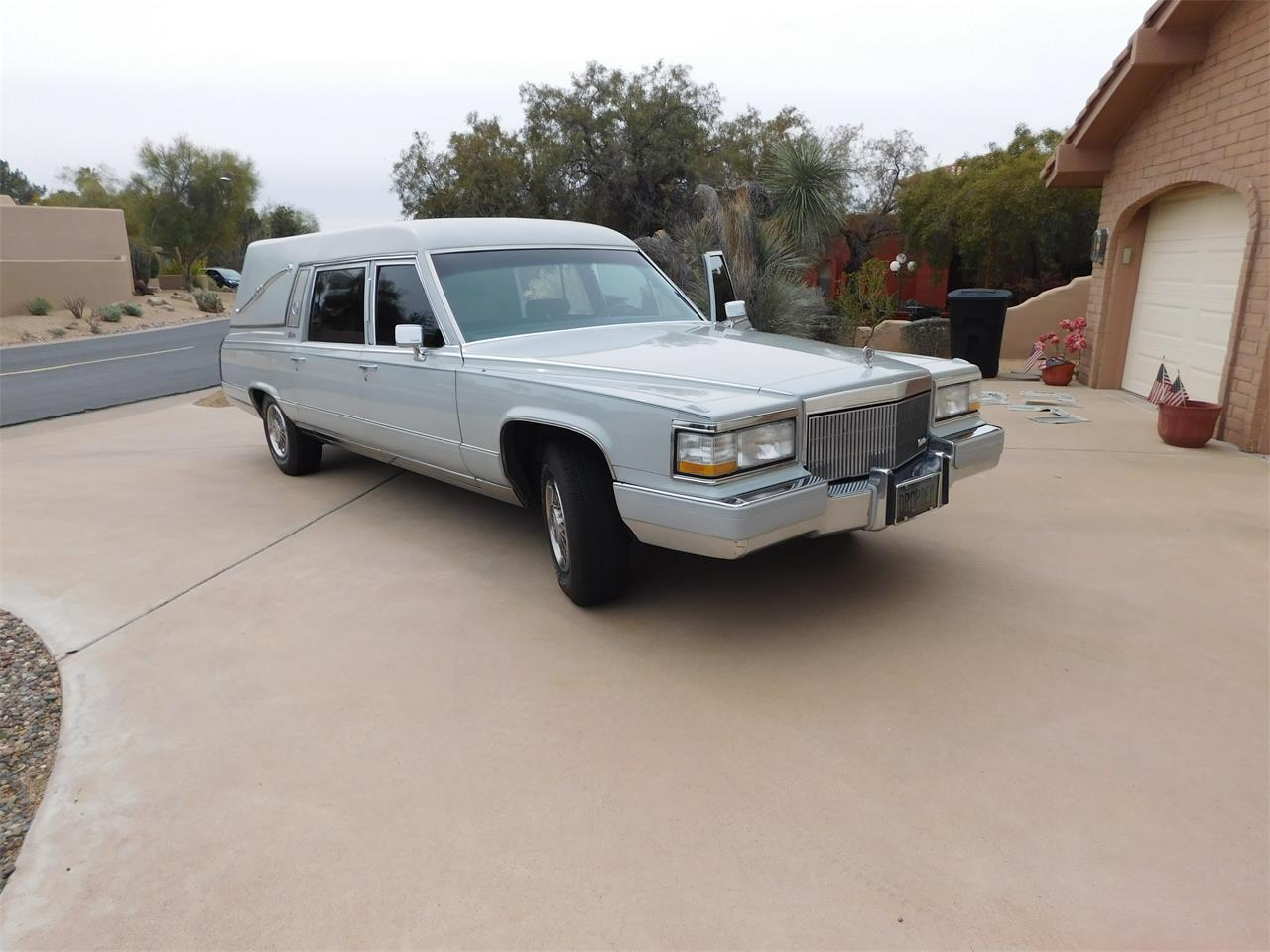 Large Picture Of 92 Cadillac Fleetwood 60 Special Located In Cave Creek Arizona