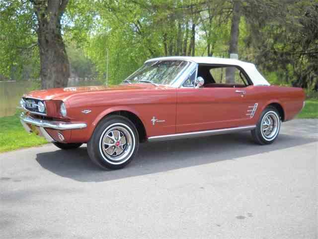 Picture of '66 Mustang - N1A6